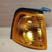 Audi 80  Указатель поворота угловой правый (DEPO) желтый