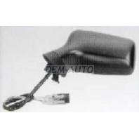 Audi 80 {90} Зеркало левое механическое с тросиком (flat)