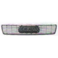 Audi 80 Решетка радиатора хромированная-черная