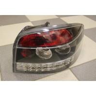 Audi a3 Фонарь задний внешний левый+правый (КОМПЛЕКТ) (3 дв) тюнинг диодный (SONAR)внутри хромированный