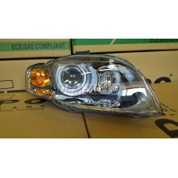 Audi a4  Фара правая (КСЕНОН) линзованная с регулировочным мотором