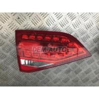Audi a4  Фонарь задний внутренний левый диодный