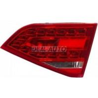 Audi a4  Фонарь задний внутренний правый диодный