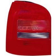 Audi a4 Фонарь задний внешний левый (УНЕВЕРСАЛ) красно-тонированный