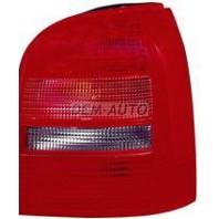 Audi a4 Фонарь задний внешний правый (УНЕВЕРСАЛ) красно-тонированный