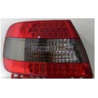 Audi a4 Фонарь задний внешний левый+правый(КОМПЛЕКТ) тюнинг с диодамитонированный-красный