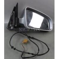 Audi a4  Зеркало правое электрическое с подогревом (convex) грунтованное