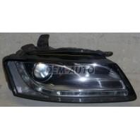 Audi a5 Фара правая линзованная с регулировочным мотором (DEVIL EYES) (КСЕНОН)