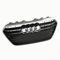 Audi a6 Решетка радиатора с хромированным молдингом