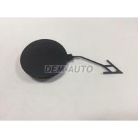 Audi a6  Заглушка буксировочного крюка бампера заднего