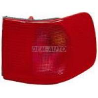Audi a6  Фонарь задний внешний левый красный (Depo)