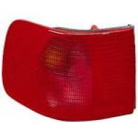 Audi a6  Фонарь задний внешний правый красный (Depo)