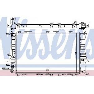 Audi 100 {a6 94-} Радиатор охлаждения (см.каталог)