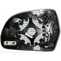 Audi a4 {a3/a5/a8 08- /a6 09-}  Стекло зеркала правое с подогревом (convex)
