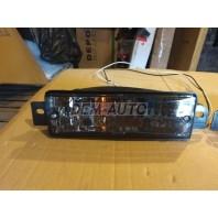 E30 Указатель поворота нижний левый+правый (КОМПЛЕКТ) в бампер тюнинг прозрачный хрустальный тонированный