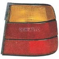 E34 Фонарь задний внешний левый красно-тонированный