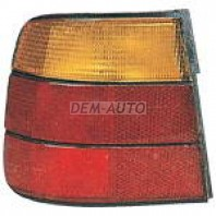 E34 Фонарь задний внешний правый красно-тонированный