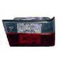 E34 Фонарь задний внутренний левый(4 дв)тюнинг прозрачный хрустальный красно-белый