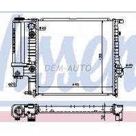 E36 {e30 88-91} Радиатор охлаждения (см.каталог)