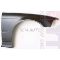 Крыло переднее правое (СЕДАН) (compact) без отверстия под повторитель