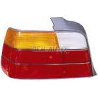 E36 Фонарь задний внешний левый (СЕДАН) желто-красный