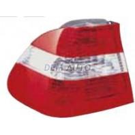 E46  Фонарь задний внешний левый (СЕДАН) красно-белый