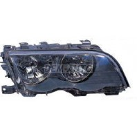 E46  Фара правая с регулировочным мотором внутри черная