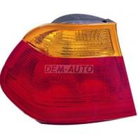 E46  Фонарь задний внешний левый красно-желтый