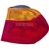 E46  Фонарь задний внешний правый красно-желтый