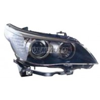 E60 Фара правая с регулирующим мотором , диодная