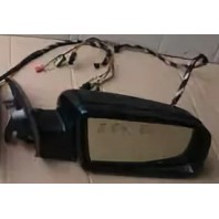 Зеркало правое электрическое с подогревом автоскладыванием с памятью , подсветкой 12 контактов (aspherical)