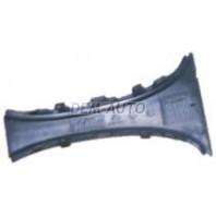 E65 {+ e66} Молдинг решетки радиатора центральный грунтованный