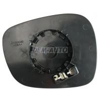 X1 {f-25  x3 (09-}  Стекло зеркала правое электрическое 2 контактное с подогревом (aspherical)