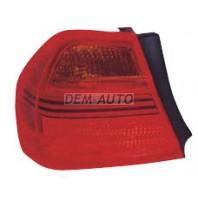 E90  Фонарь задний внешний левый красный