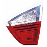 E90  Фонарь задний внутренний правый красно-белый