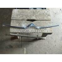 C5  Молдинг решетки радиатора на капот хромированный (Китай)