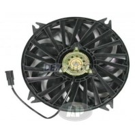 C5  Мотор+вентилятор радиатора охлаждения механика