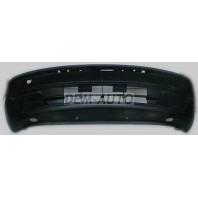 Punto Бампер передний (5 дв) черный