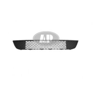 Fiesta Решетка бампера переднего серого цвета для Ford Fiesta - 5 поколение - MK5 рестайлинг