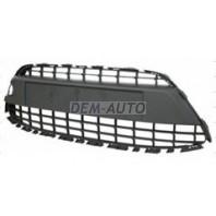 Fiesta Решетка бампера переднего без хромированного молдинга