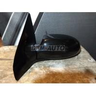 Focus Зеркало левое механическое с тросиками (CONVEX) черного цвета