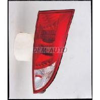 Focus Фонарь задний внешний левый+правый (КОМПЛЕКТ)тюнинг (ХЭТЧБЭК)с диодами прозрачный (SONAR) внутри красный