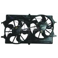 Focus Мотор+вентилятор радиатора охлаждения двухвентиляторный в сборе