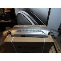 Kuga Спойлер бампера задний (Китай), с заглушкой под крюк (серебристый металик)