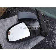 Mondeo Зеркало левое электрическое с подогревом, указателем поворота (ASPHERICAL) грунтованное