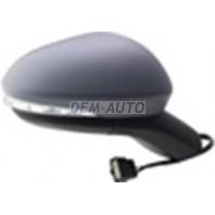 Mondeo Зеркало правое электрическое с подогревом, указателем поворота, автоскладыванием, подсветкой 9 контактов (ASPHERICAL)