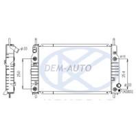 Mondeo Радиатор охлаждения автомат (KOYO) (см.каталог)