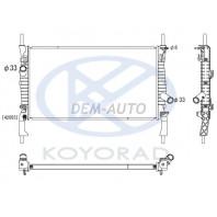 Transit Радиатор охлаждения (KOYO) без кондиционера (см.каталог)