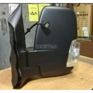 Transit Зеркало левое электрическое с подогревом с указателем поворота (CONVEX) для Ford Transit -