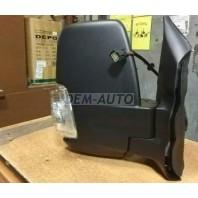Transit Зеркало правое электрическое с подогревом  с указателем поворота (CONVEX) на Ford Transit -